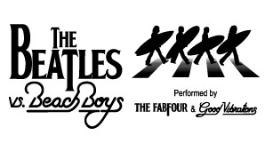 "The Very Best Of ""The Beatles Vs The Beach Boys"""