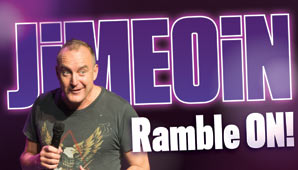 Jimeoin: Ramble On